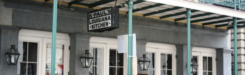 K Paul's Louisiana Kitchen