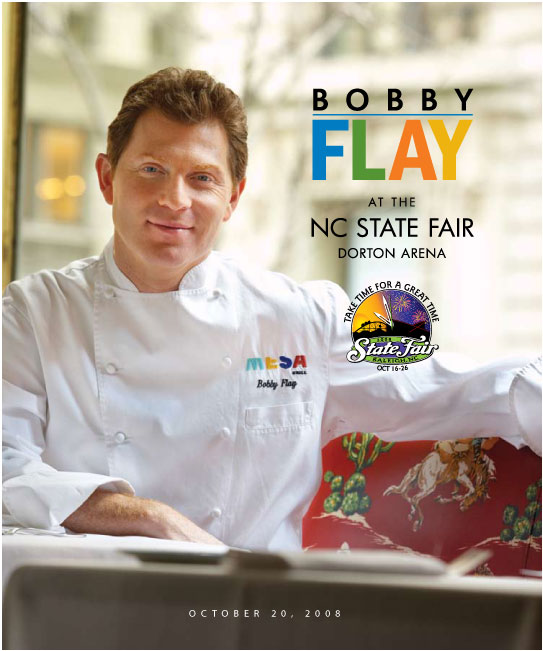 Bobby Flay Poster