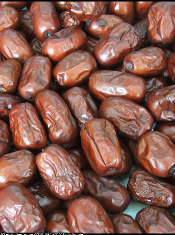 Chinese dates in bulk