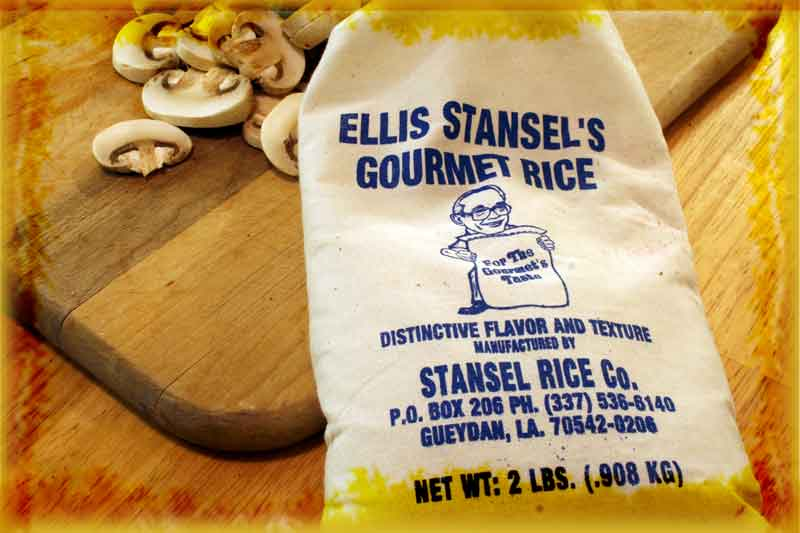 Ellis Stansel's Gourmet Rice