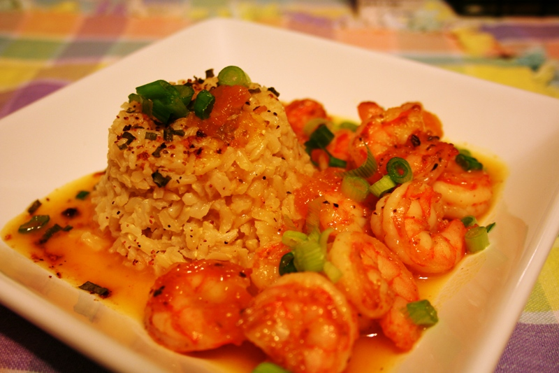 Lenten season and a spicy shrimp recipe ~ Cajun Chef Ryan