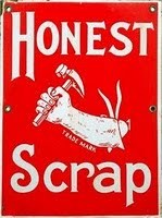 Honest Scrap Award image