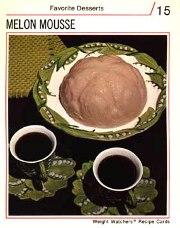 Melon Mousse image