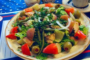 Nicoise Salad Image